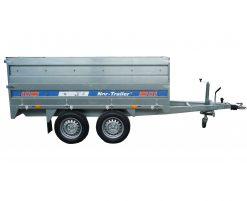 Nor-Trailer™ T4 1400-2000kg T4 Karmsett