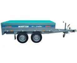 Nor-Trailer™ T4 1400-2000kg  Elastisknett