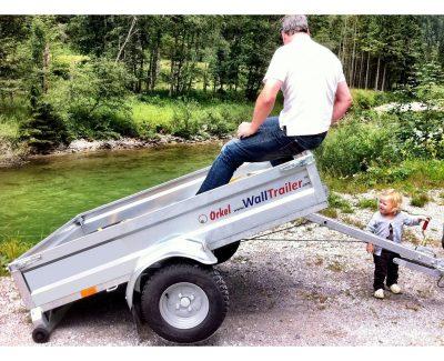 WallTrailer™ 750kg