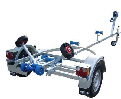 Båthenger Nor-Trailer™ B1 750kg