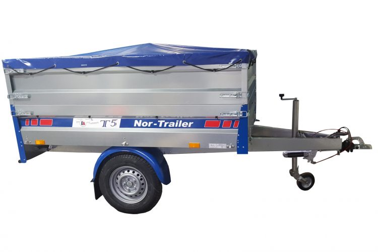 Ekstra karmsett Nor-Trailer™ T5