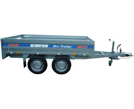 Nor-Trailer™ T4 1400-2000kg